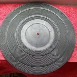 (СЛИПМАТ) Резиновый мат для проигрывателя винила диаметр 297 мм., Челябинск