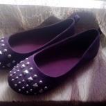 Новые туфли H&M 18-18.5 см одеты один ра, Челябинск