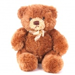 Игрушка Бурый Медведь Laffi Мягкая Высота 70 см, Челябинск