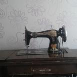 Продам ножную швейную машинку, Челябинск