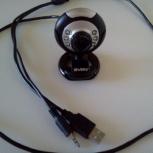 Web-камера  Sven CU-1.1 со встроенным микрофоном новая, Челябинск