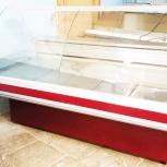 Витрина холодильная cryspi gamma 1800 1.8м 2015г.в., Челябинск