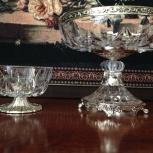 Набор: вазы универсальные, конфетницы Marquis, Челябинск