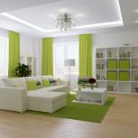 Ремонт квартир, коттеджей, офисов и др.помещений, Челябинск