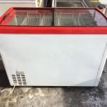 Ларь морозильный Italfrost CF 500 С RED, Челябинск