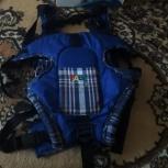 Рюкзак кенгуру, Челябинск