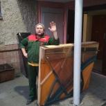 Вывоз мебели в челябинске.уборка квартир, Челябинск