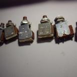 Кнопки  КМ1-1  для радиолюбителя, Челябинск