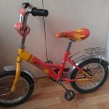 Детский велосипед Факел, Челябинск