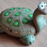 Черепаха символ Фэн-Шуй Керамика, Челябинск