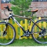 Новый дисковый шимано велосипед, Челябинск