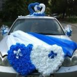 Прокат свадебных украшений на авто, Челябинск