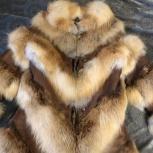 Эксклюзивная шуба из лисы, Челябинск