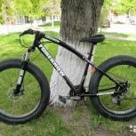 Фэтбайк скоростной горный новый велосипед, Челябинск