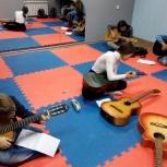 Обучение на гитаре, Челябинск