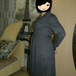 Трикотажное платье б/у для беременных, Челябинск