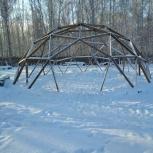 Проект на купольное строение., Челябинск