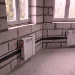 Монтаж отопления в частном доме., Челябинск
