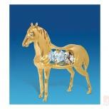 Swarovski лошадь с кристаллами crystal temptations, Челябинск