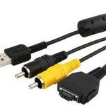 Кабель USB / AV для фотоаппаратов Sony. Оригинал, Челябинск