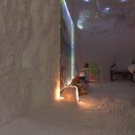 Соляная пещера в г. Копейске, Челябинск