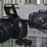 Фотоаппарат Canon EOS 600D Kit, Челябинск