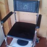 Инвалидное кресло на колесиках с горшком, Челябинск