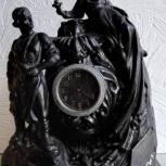 Часы Настольные Хозяйка медной горы Касли 60е СССР, Челябинск