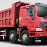 Доставка сыпучих и несыпучих материалов 35 тн, Челябинск