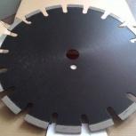 диск алмазный  350 мм по асфальту посадка 25.4, Челябинск