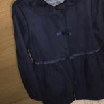 пальто демисезонное для девочки 160 рост., Челябинск