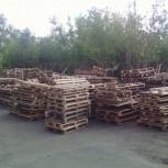 Куплю лом поддонов б/у деревянные, Челябинск