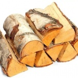 Сухая береза - отличные крепкие жаркие дрова, Челябинск