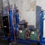 Продается централь  на 2-х компрессорах Bitzer, Челябинск