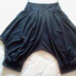 Бриджи (эффект юбки),штаны летние, Челябинск