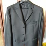 Продается черный брючный костюм Пеплос, Челябинск
