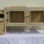 Универсальная клетка для кроликов, Челябинск