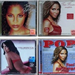 Toni Braxton 4 CD Secrets Snowflakes More 1996-2001, Челябинск