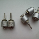 Резистор СПО-0,5     0,5Вт (33 кОм), Челябинск