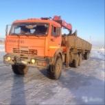 Кран-борт,вездеход,панель,18 тонн,12 метров, Челябинск