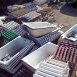 Утилизация ванн, батарея радиаторов, водонагреватель, Челябинск