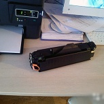 Новый в плёнке картридж hp laserjet pro cf283a, Челябинск