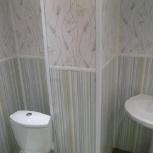 Ремонт ванной комнаты и туалета Панели пвх, Челябинск