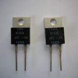 Резисторы фольга vishay tx220 мощность – 8 вт., Челябинск