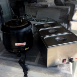 Мармиты для 1and2 блюд Convito SB6000/ EksiBM165B3, Челябинск