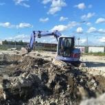 Аренда мини экскавтора, Челябинск