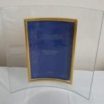 Стеклянная рамка для фотографий 10х15 Pioneer настольная, Челябинск