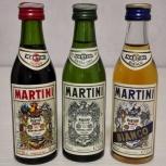 Мини бутылочки martini rosso extra dry bianco, Челябинск