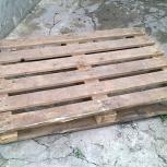 Европоддоны деревянные  б/у  3 сорт ТУ, Челябинск