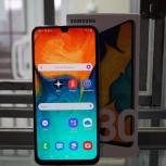 Смартфон Samsung Galaxy A30 64GB, Челябинск